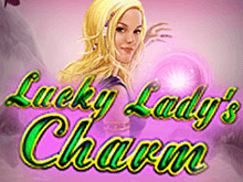 Lucky Lady's Charm Слот
