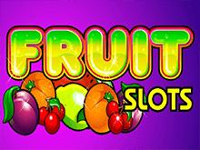 Fruit Slots играть на деньги в клубе Эльдорадо