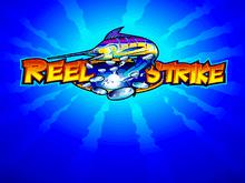 Reel Strike играть на деньги в казино Эльдорадо
