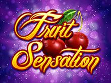 Fruit Sensation играть на деньги в казино Эльдорадо