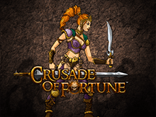 Crusade of Fortune играть на деньги в казино Эльдорадо
