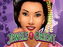Jewels Of The Orient играть на деньги в клубе Эльдорадо