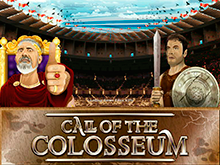 Call Of The Colosseum играть на деньги в казино Эльдорадо