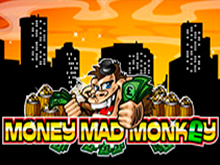 Money Mad Monkey Слот