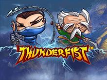 Игровой автомат Thunderfist на деньги