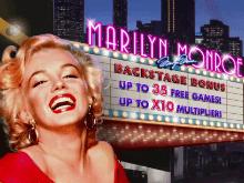 Игровой автомат Мэрилин Монро в казино
